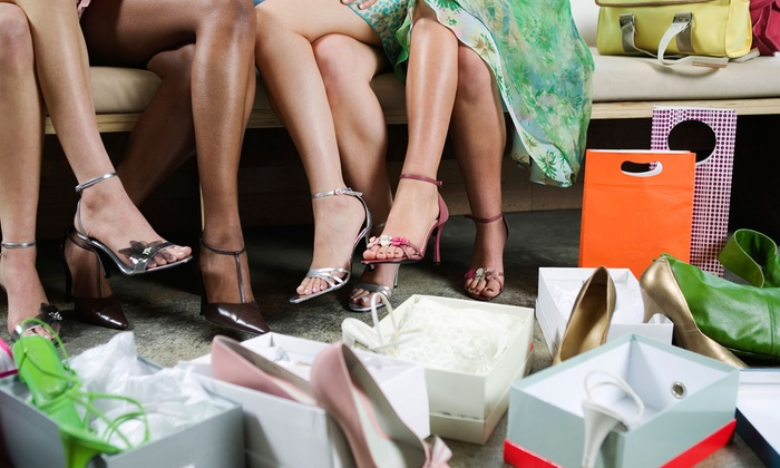 Kicks - Downtown Menlo Park: $49 for $100 Worth of Boutique Shoes and Accessories at Kicks