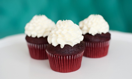 $33 for Three Groupons, Each Good for Six Classic Cupcakes at A Cupcake Social ($53.28 Total Value)