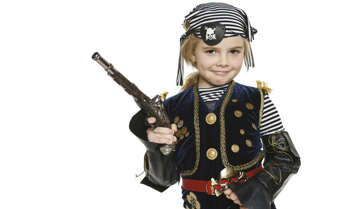 Pirates! Legends of the Gulf Coast - Downtown Galveston: Visit for Two, Four, or Six, or a Birthday Party for Up to 10 Kids (Up to 53% Off)