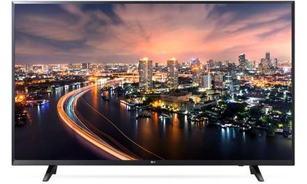 Televisor LG 4K Smart TV (envío gratuito)