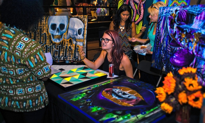 SCOPE: Fashion & Art Expo - Woodlake - Briar Meadow: General Admission for Two or Four to SCOPE: Fashion & Art Expo on March 2, 2014 (Up to 58% Off)