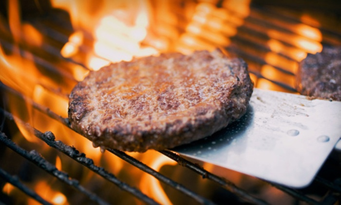 Butcher Shop Cafe - Kenmore: $16.50 for $30 Worth of Burgers and Barbecue at Butcher Shop Cafe