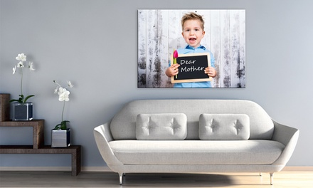 Custom Canvas Prints from CanvasOnSale