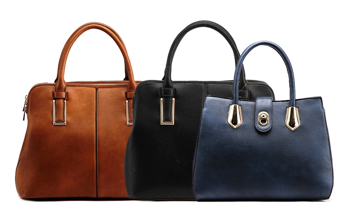 MKF Collection Melaine and Muriel Satchels