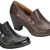 EuroSoft Tayla Women's Leather Booties (Sizes 10 & 11)