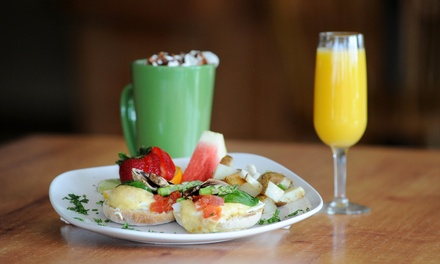 Brunch with Mimosas or Sangria for Two or Four at Ariel's Latin Bistro (Up to  69%Off)