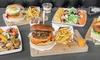 Formule burger ou salade au choix