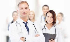 Studio Medico Dr Caramia: Check up vascolare con ecocolordoppler e visita flebologica in zona Crocetta