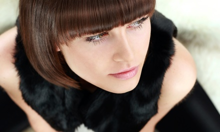 C$35 for a Haircut, Wash, and Style at Peter Anthony Salon (C$75 Value)