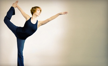 $49 for One Month of Unlimited Yoga Classes at Nueva Alma Yoga and Wellness Studio ($125 Value)
