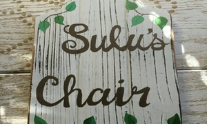 Sulu's Chair: $16 for Haircut, Blow-Dry, and Style with Susanna at Sulu's Chair ($35 Value)
