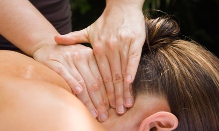 One 60-Minute Swedish Massage at Bodies Kneaded Massage by Amy (50% Off)
