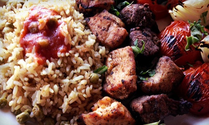 Sababa - Milwaukee: $10 for $20 Worth of Middle Eastern Food at Sababa