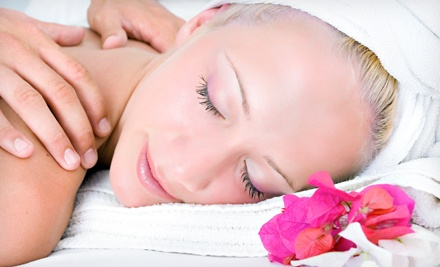 One or Three 60-Minute Swedish Massages at The Wright Touch Massage (Up to 56% Off)
