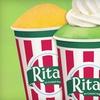 Up to 54% Off Frozen Treats at Rita's