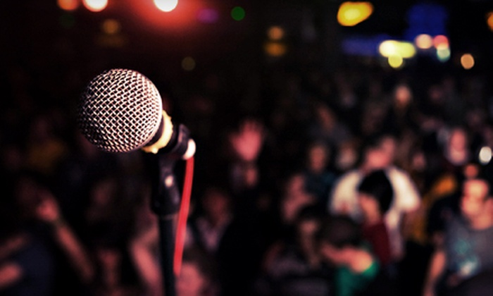 Comedy Show - Rockwells Restaurant: Standup Comedy Shows at Rockwells American Restaurant on Saturdays at 9 p.m. (Up to 89% Off)