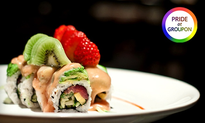Diva Restaurant - Lakeview: $23 for Sushi Dinner for Two at Diva Restaurant (Up to $51 Value)