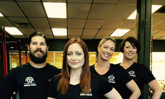 Powerhouse Gym Downtown Santa Rosa - Santa Rosa: Up to 81% Off VIP & Personal Training at Powerhouse Gym Downtown Santa Rosa