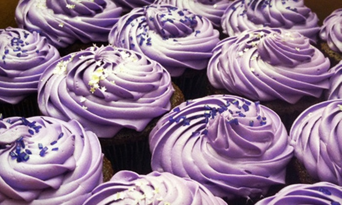 Custom Sweets by Jamie - Brookville: One or Two Dozen Cupcakes at Custom Sweets by Jamie (51% Off)