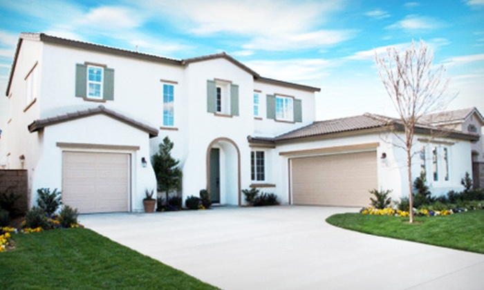Shiny Things Cleaning Services - Old Westport: Power Washing for Home or Building Exterior from Shiny Things Cleaning Services (64% Off). Two Options Available.