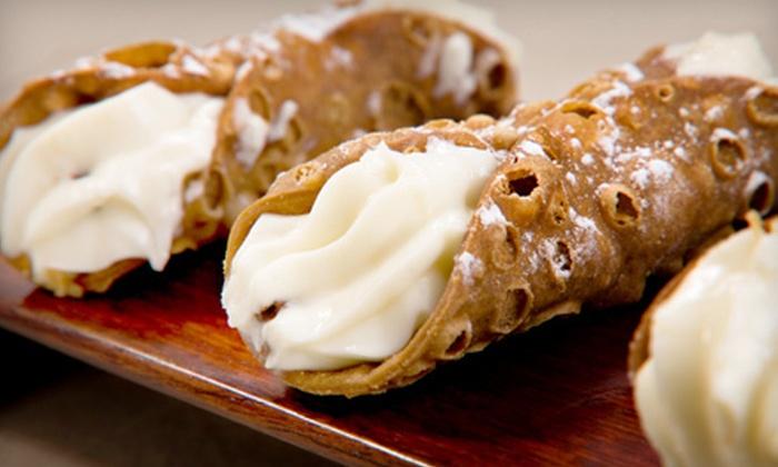 Potitos Italian American Pastries - Passyunk,South Philadelphia: $15 Worth of Desserts and Pastries