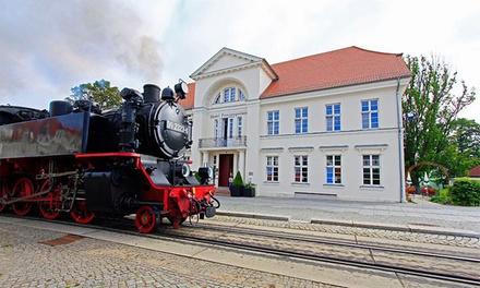 Ostsee/Bad Doberan: 3-8 Tage für Zwei inkl. Frühstück, 1x Candlelight-Dinner und Saunazutritt im Hotel Prinzenpalais