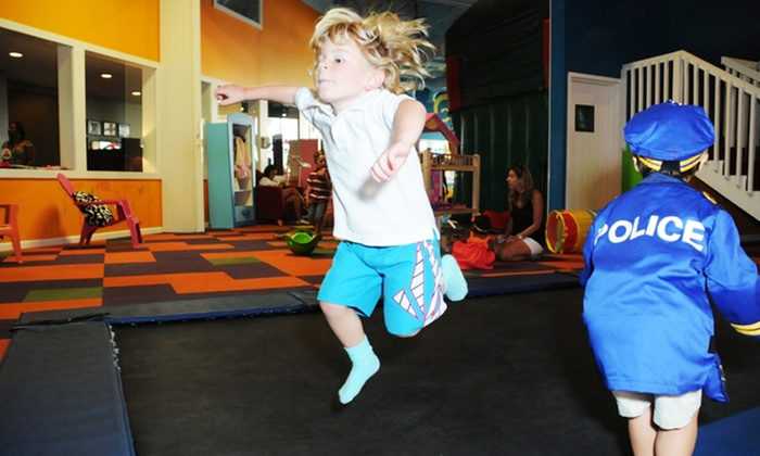 Cool Beans Indoor Playground & Cafe - Palm Beach Gardens: $29 for Five Groupons, Each Good for a Full Day of Open Play at Cool Beans Indoor Playground & Cafe ($54.75 Total Value)
