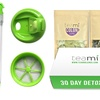 TeaMi 30-Day Detox Pack and Tumbler