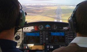 Sky Training: Un stage de pilotage en place pilote, option session de simulateur pour 1 personne dès 169,90 € chez Sky Training