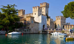 Lago di Garda, 1, 2 notti con cene, anche a San Valentino