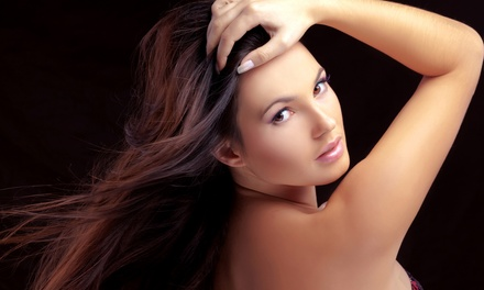 Brazilian Blowout with Optional Haircut from Dave Faunce (Up to 63% Off)