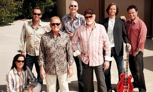 The Beach Boys and The Temptations: The Beach Boys and The Temptations at Freedom Hill Amphitheatre on August 9 (Up to 46% Off)