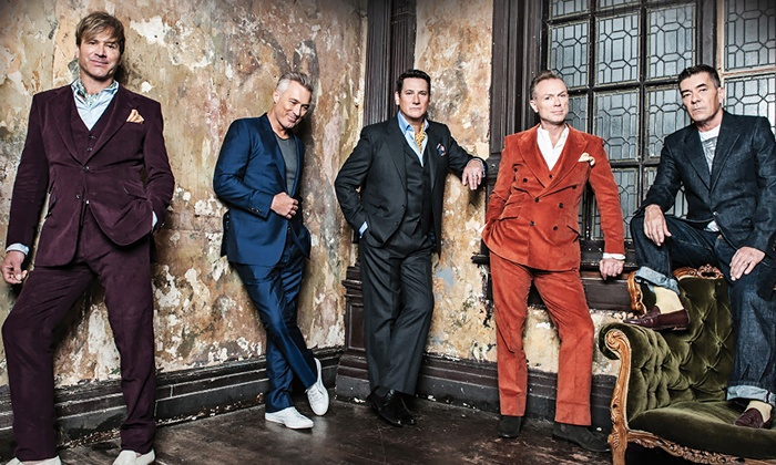 Spandau Ballet - Count Basie Theatre: Spandau Ballet at Count Basie Theatre on Friday, May 1, at 8 p.m. (Up to 49% Off)