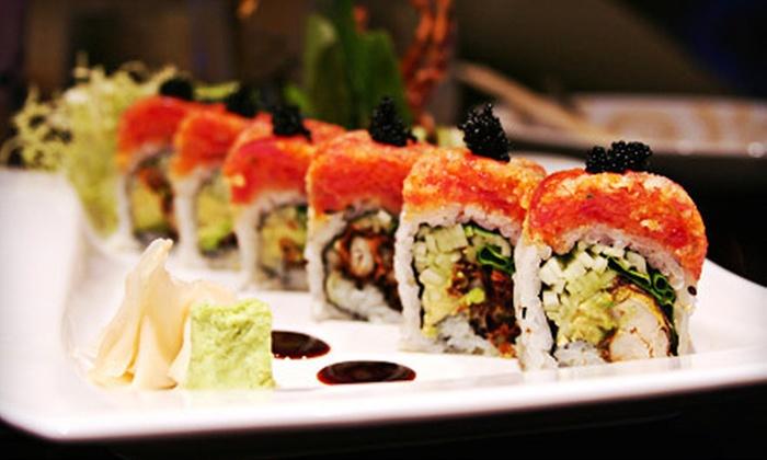 Slate Restaurant - West Orange: $20 Worth of Fusion Cuisine