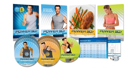 Power 90 DVD Workout Base Kit
