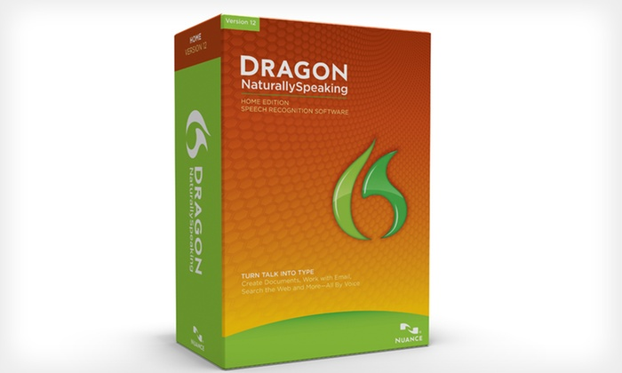 Dragon NaturallySpeaking 12 Home Edition: $35.99 for Dragon NaturallySpeaking 12 Home Edition ($99.99 List Price). Free Shipping.