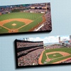 "14"" x 36"" MLB Panoramic Baseball Stadium Gallery-Wrapped Canvas Prints"