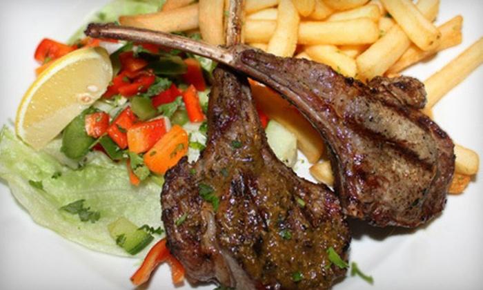 Naral's - Auburn: $20 for $40 Worth of Arabian Cuisine at Naral's in Auburn