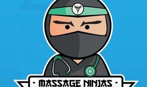 Massage Ninjas: A 30-Minute Sports Massage at Massage Ninjas MT115251 (56% Off)
