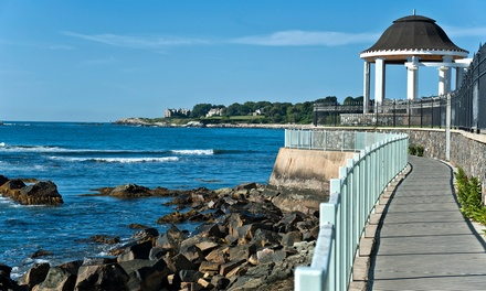Stay at Mainstay Hotel & Conference Center in Newport, RI, with Dates into March
