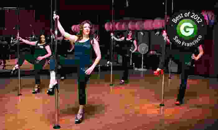 iCandy Pole Dance Studio - Rohnert Park: 6 or 12 Pole-Dancing Classes or Private Pole-Dancing Party for Up to 10 at iCandy Pole Dance Studio (Up to 54% Off)