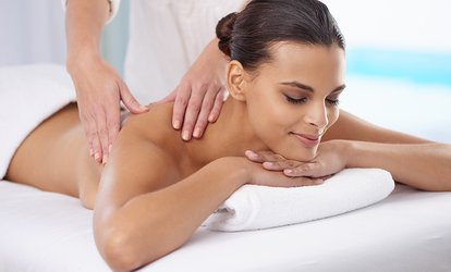 60-Minute Swedish Massage at Manha's Beauty Salon (36% Off)