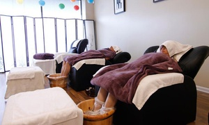 Fit Foot Massage: Reflexology Treatments at Fit Foot Massage (Up to 64% Off). Four Options Available.