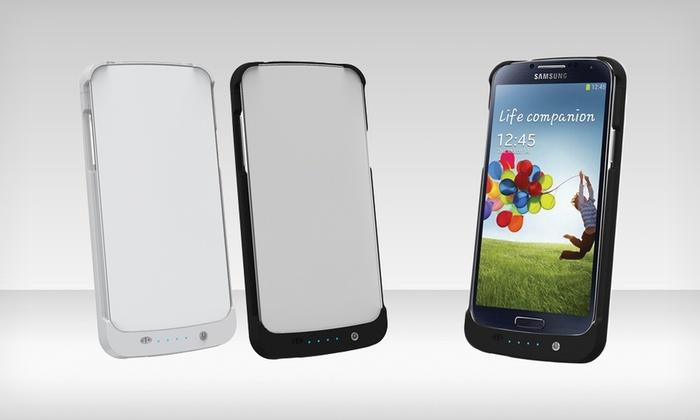 Urge Galaxy S4 Power Bank Case: Urge Basics Galaxy S4 Power Bank Case in Black or White