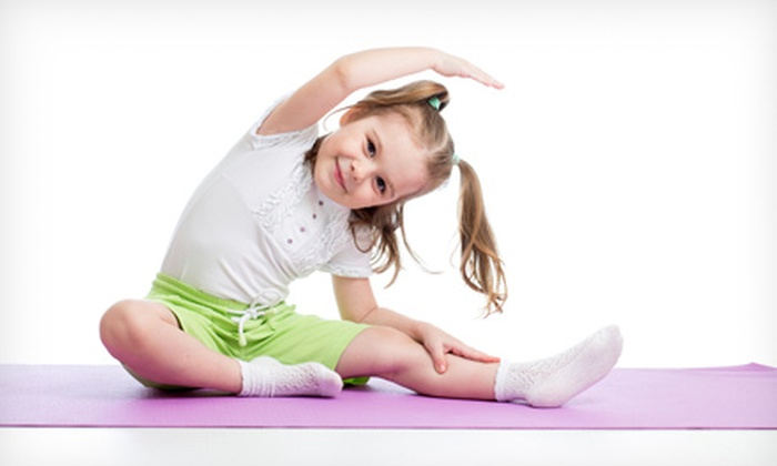 Indy Kids in Motion - Carmel: $30 for $60 Worth of Kid's Fitness Classes at Indy Kids in Motion