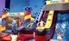 Pump It Up - Santa Clara: Five Open-Jump Sessions at Pump It Up (44% Off)