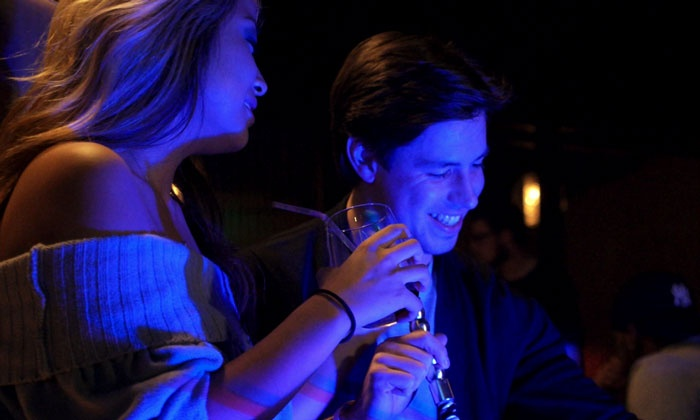 Bliss Bar & Lounge - Johns Creek: Hookah Package for Four at Bliss Bar & Lounge (Up to 42% Off)
