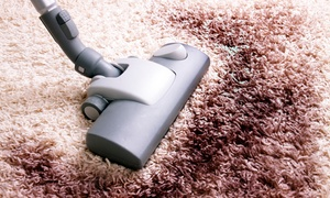 Gso Carpet Cleaning Co.: Three Rooms of Carpet Cleaning Up to 400 Square Feet from GSO Carpet Cleaning Co. (45% Off)