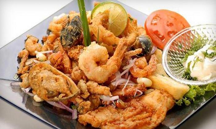 Inca's Cafe - Northeast Carrollton: $12 for $25 Worth of Peruvian Food at Inca's Cafe