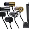 Munitio Nines 9mm Bullet Earbuds with Inline Microphone and Control